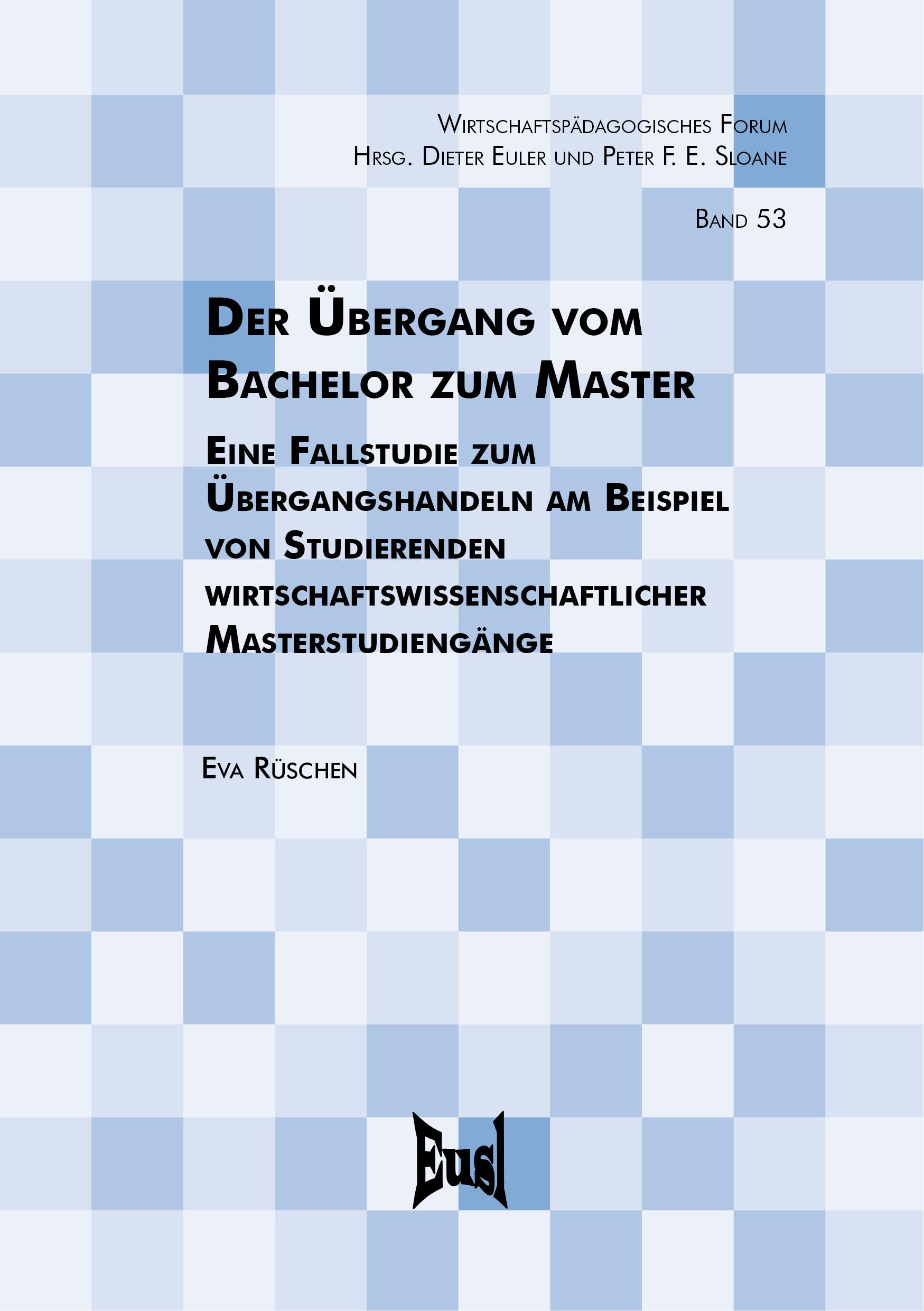 Cover Dissertation Rüschen