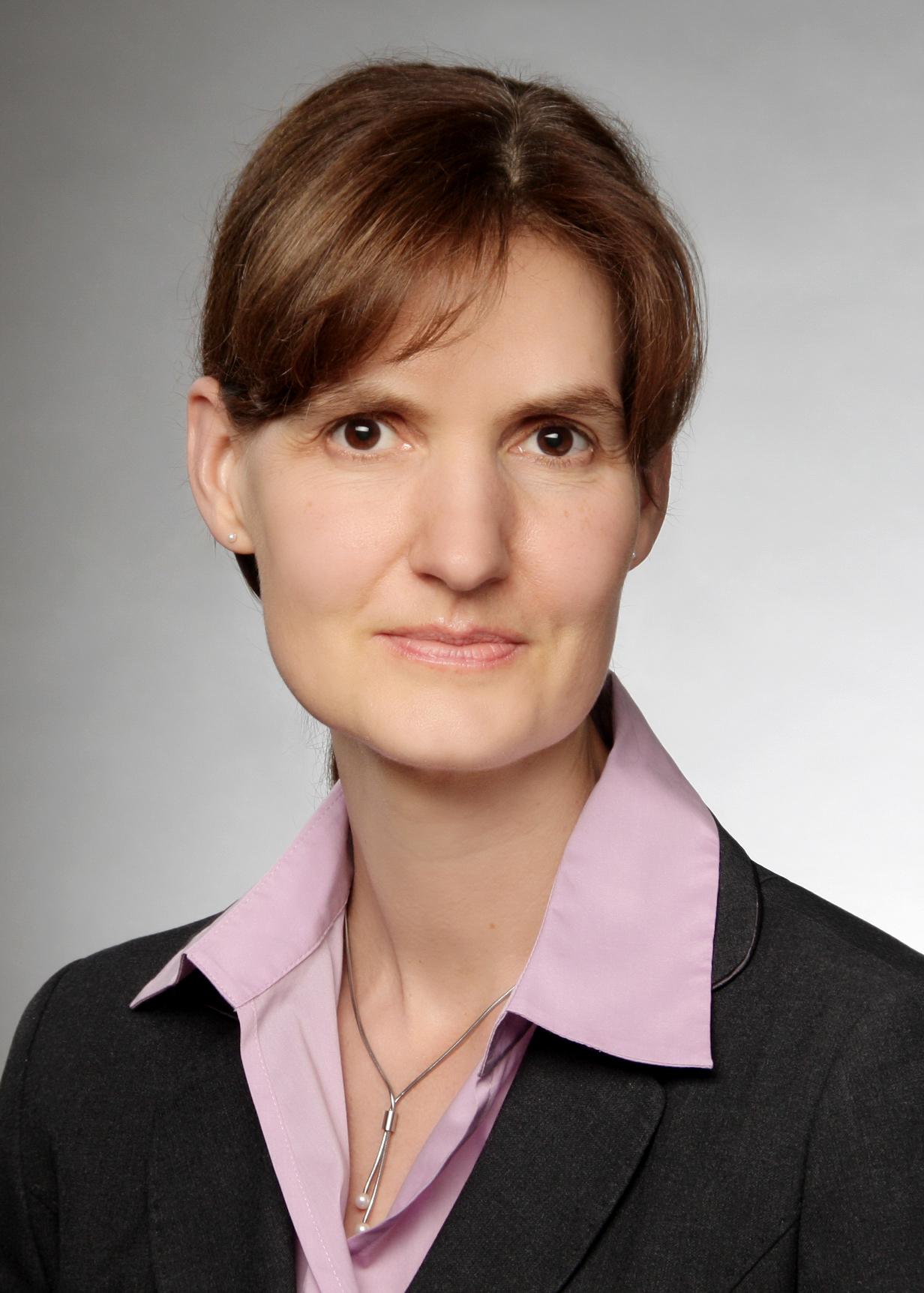 Foto Dr. Claudia Föller