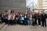 Studienfahrt FS WIWI - SoSe 2015 - Hamburg - Gruppenfoto
