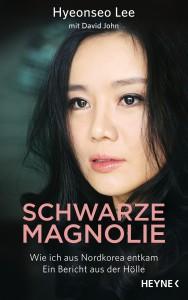 Schwarze Magnolie von Hyeonseo Lee